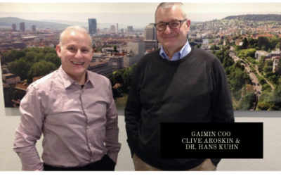 Gaimin.io cements foothold in Zug Crypto Valley: Widens blockchain ecosystem network and forges new partnerships