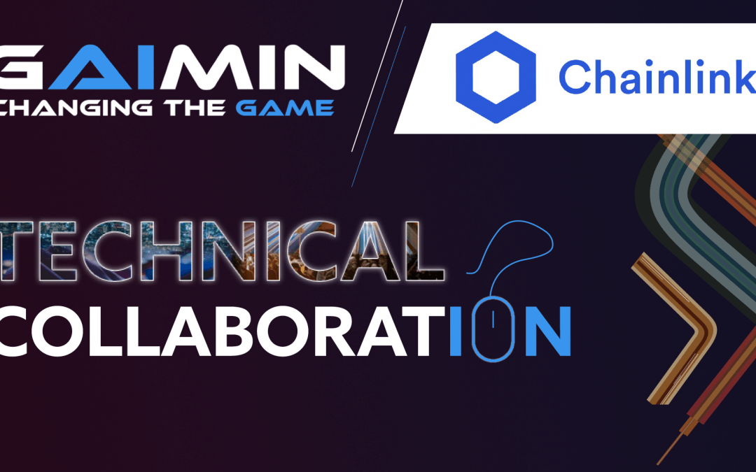 Gaimin and Chainlink Reach A Collaborative Agreement