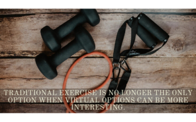 Virtual Fitness Can Mean Fully Fit