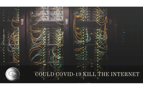 Could the CoVid-19 kill the internet? The evidence so far is…probably not