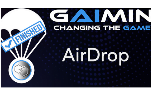 Gaimin Bounty and Airdrop Program Update 30th June 2020