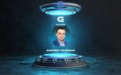 """Sold at ""Hello""! Andrew Faridani on the Gaimin.io Opportunity"""